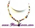 Fancy Stone Necklace / สร้อยคอหินแฟนซี [08065039]