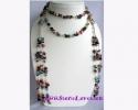 Fancy Stone Necklace / สร้อยคอหินแฟนซี [10089]