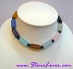 Fancy Stone Necklace / สร้อยคอหินแฟนซี [10090]