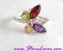 Fancy Stone Ring / แหวนหินแฟนซี [50083]