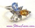 Fancy Stone Ring / แหวนหินแฟนซี [50036]
