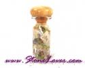 Fancy Stone in Glasses Bottle / หินเกล็ดในขวดแก้วแฟนซี[08012112]
