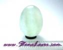 Fluorite Egg Shape / หินทรงไข่ฟลูออไรต์ [08011496]