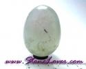 Fluorite Egg Shape / หินทรงไข่ฟลูออไรต์ [08011499]