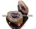 Geode Amethyst / หินถ้ำโพรงอเมทิสต์ [13010423]