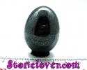 Hematite Egg Shape / หินทรงไข่เฮมาไทต์ [12119758]