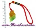 Jade Bag/Mobile/สายห้อยกระเป๋า/มือถือหยก-ปลาคาร์ฟ[08075250]