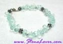 Aquamarine Bracelet / สร้อยข้อมืออความารีน [20410]