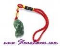 Jade / สายห้อยกระเป๋า/มือถือ หยก-ปี่เซียะ [08011473]