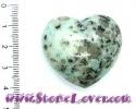 Jasper Heart Shape / หินทรงหัวใจแจสเปอร์ [10078454]