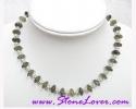 Labradorite Necklace / สร้อยคอลาบราโดไรต์ [14501]
