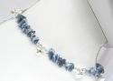 Lapis Lazuli Anklet / สร้อยข้อเท้าลาพีส ลาซูลี [22471]