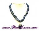 Lapis Lazuli Necklace / สร้อยคอลาพีส ลาซูลี่ [08054324]