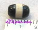 Medicine dZi Bead / หินทิเบตหมอยา [00M005]
