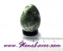 Moss Jasper Egg Shape / หินทรงไข่มอส แจสเปอร์ [08011488]