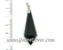 Obsidian Pendant / จี้อ็อบซิเดียน [13010286]