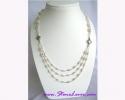 Pearl Necklace / สร้อยคอไข่มุก [12915]