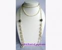 Pearl Necklace / สร้อยคอไข่มุก [12928]