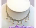 Pearl Necklace / สร้อยคอไข่มุก [12946]
