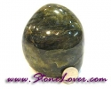 Polished Labradorite / หินขัดมันลาบราโดไรต์ [09056930]