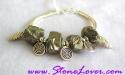 Pyrite Bracelet / สร้อยข้อมือไพไรต์ [22951]