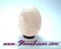 Rose Quartz Egg Shape / หินทรงไข่โรส ควอตซ์ [08011500]