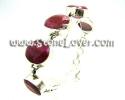 Ruby Bracelet / สร้อยข้อมือทับทิม [13061034]
