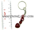 Ruby Key Chain / พวงกุญแจทับทิม [13121434]