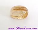 Rutile Quartz for Ring / หัวแหวนไหมทอง [53381]