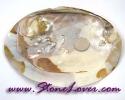 Shell / หินทรงแผ่นเปลือกหอย [08012096]