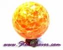 Sphere/Ball Sunstone / หินทรงกลมซันสโตน [08085477]