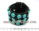 Turquoise Bangle / กำไลข้อมือเทอร์ควอยส์ [13091226]