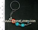 Turquoise Key Chain / พวงกุญแจเทอร์ควอยส์ [13091155]