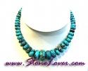 Turquoise Necklace / สร้อยคอเทอร์ควอยส์ [08065014]