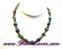 Turquoise Necklace / สร้อยคอเทอร์ควอยส์ [08065015]