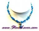 Turquoise Necklace / สร้อยคอเทอร์ควอยส์ [08065037]