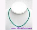 Turquoise Necklace / สร้อยคอเทอร์ควอยส์ [14101]