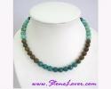 Turquoise Necklace / สร้อยคอเทอร์ควอยส์ [14115]