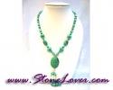 Turquoise Necklace / สร้อยคอเทอร์ควอยส์ [08064629]