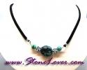 Turquoise Necklace / สร้อยคอเทอร์ควอยส์ [08064674]