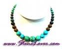 Turquoise Necklace / สร้อยคอเทอร์ควอยส์ [08065012]