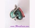 Turquoise Pendant / จี้เทอร์ควอยส์ [34109]