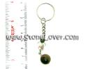 Unakite Key Chain / พวงกุญแจ ยูนาไคต์ [13121427]