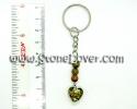 Unakite Key Chain / พวงกุญแจ ยูนาไคต์ [13121429