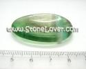 Fluorite / หินนวดสปา ฟลูออไรต์ [13050910]