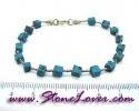 Turquoise Bracelet / สร้อยข้อมือเทอร์ควอยส์ [08064510]